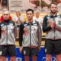 Pierwsze zwycięstwo Mistrzów Polski